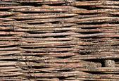 Texture de bois tissé. — Photo