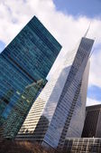 New York Skyscraper — Stock Photo