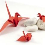 ������, ������: Red Origami Crane