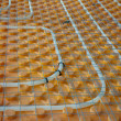 Underfloor heating - Photo