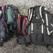 Backpacks — Stockfoto #3810164