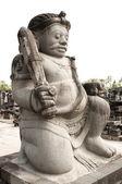 Guardian hindoe standbeeld — Stockfoto