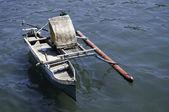 生锈的旧渔船 — 图库照片