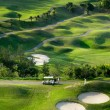 Stock Photo: Golf place