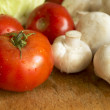 Fresh wet vegetables — Stock Photo #3249454