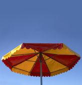 Colors of umbrella — Stock Photo