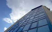 A modern building — Stock Photo