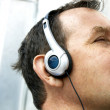 I love this song! — Stock Photo