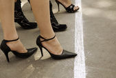 Sexy shoes — Stock Photo