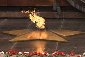 Eternal flame — Stock Photo