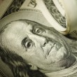 Dollar closeup - Photo