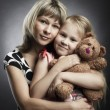 Mother and daughter1 — Stock Photo