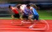 Leichtathletik — Stock Photo
