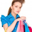 Shopper — Stock Photo #3248194