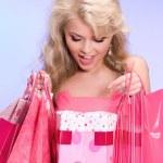 Shopper — Stock Photo #3248569