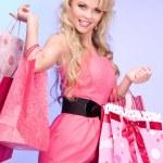 Shopper — Stock Photo #3248835