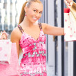 Shopper — Stock Photo #3255483