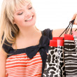 Shopper — Stock Photo #3256107
