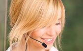 Helpline — Foto Stock