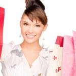 Shopper — Stock Photo #3341458