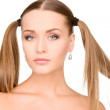 Lovely woman — Stockfoto #3388024