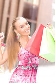 Shopper — Foto de Stock