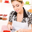 Housewife - Stock Photo