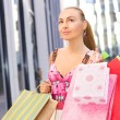 Shopper — Stock Photo #3450520