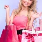 Shopper — Stock Photo #3525750