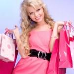Shopper — Stock Photo #3537924