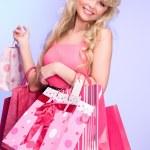 Shopper — Stock Photo #3550391