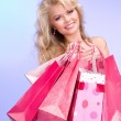 Shopper — Stock Photo #3569931