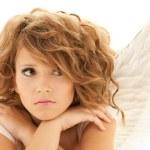 Angel — Stock Photo