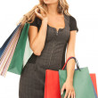 Shopper — Stock Photo #3884000