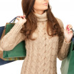 Shopper — Stock Photo #4357183