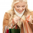 Shopper — Stock Photo #4424418