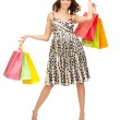 Shopper — Stock Photo #4432911