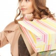 Foto Stock: Shopper