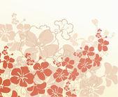 夏威夷背景. — 图库矢量图片