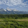 Grand Teton - Stock Photo