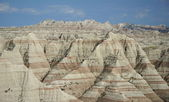 Badlands, SD — Stock Photo