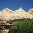 Stock Photo: Navajo dome