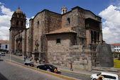 Iglesia de santo domingo, cuzco — Photo