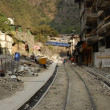 Aguas Calientes — Stock Photo
