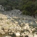 Urubamba River — Stock Photo