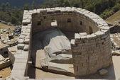 Храм солнца, Мачу-Пикчу — Стоковое фото