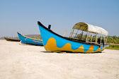 Fun boat — Stock Photo
