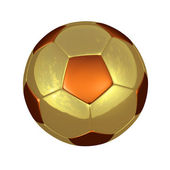 Golden ball — Stock Photo