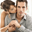 Couple — Stock Photo #4288114