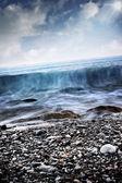 夏の海の風景 — ストック写真